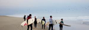 Surf Camp Woche 1