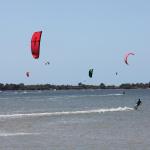 Neues Camp: Kite Surfen